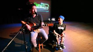 MC Wheels, featuring Kimbal Imaz-Hirst, What a Great time @ Raw Sounds festival .mp4