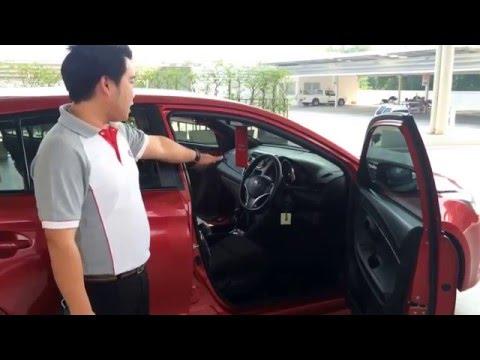 ..รีวิว..Toyota Yaris 1.2 E