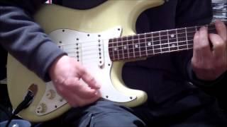 Raw Vintage Spring Comparison 2 Guitars
