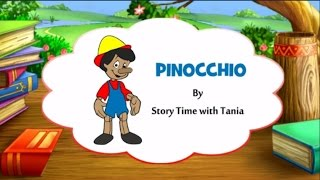 Pinocchio by Story Time with Tania