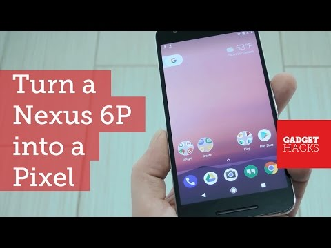 Get 'Night Light' & 'Moves' to Turn Your Nexus 6P into a
