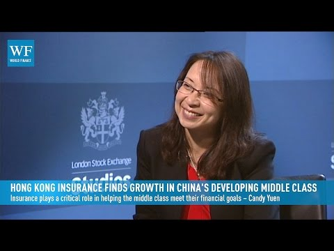 Hong Kong insurance finds growth in China's developing middle class | World Finance