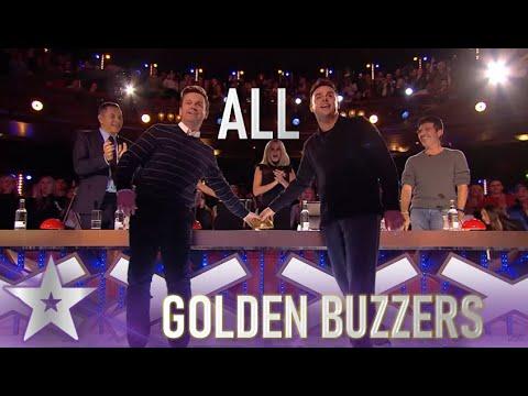 BRITAIN'S GOT TALENT 2020 | ALL GOLDEN BUZZERS