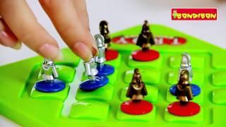 Логическая игра BONDIBON Smart Games - Троя
