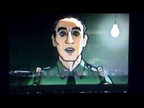 """FX """"Archer"""" commercials January 14, 2010"""