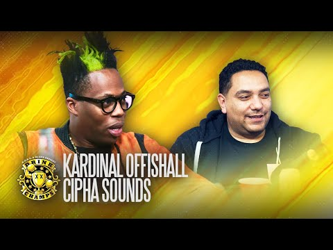 Drink Champs W/ Kardinal Offishall & Cipha Sounds (Full Video)