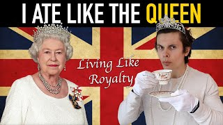 I Tried Queen Elizabeth's Diet For A Day | THE ROYAL DIET