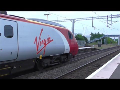 Trains at Birmingham International | 12/06/15