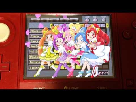 "[M01D] DokiDoki! Precure 2nd Ending Song ""Love Link"" [Transcribe Music]"