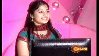 Sudeepa-Pinky in Nuvvu Nenu Game Show- 2