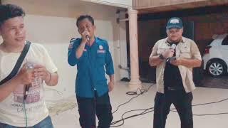 DI HO MA SALELENG NA COVER ( TRIO DISI PAJUPPA ) With AGUS Limbong Arosa trio