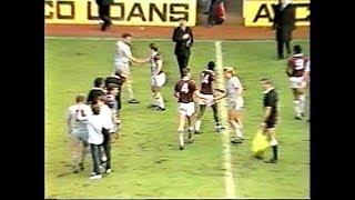 West Ham United v Liverpool 05/09/1987