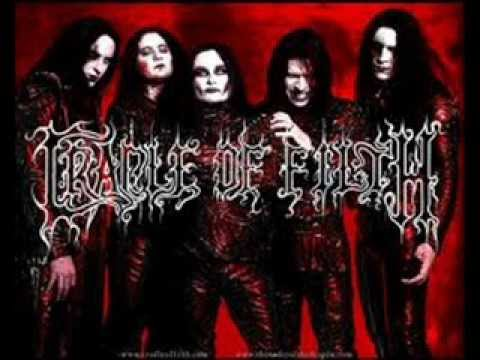 Cradle Of Filth HIM Sweet Dreams (rare).wmv