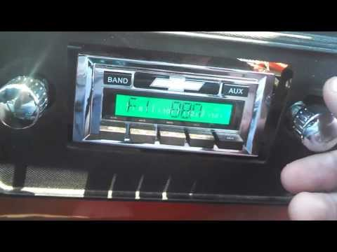 "'79 Chevy C10 Scottsdale ""Update"" Radio Installed"