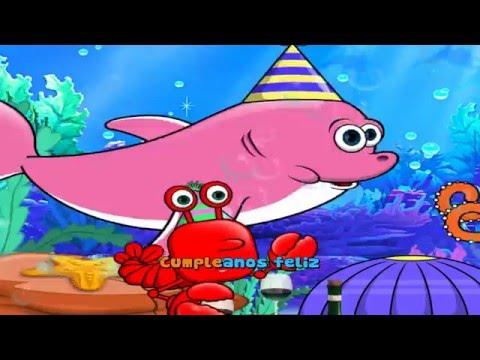 Cumpleaños Feliz - Happy Birthday Spanish Song | Kids Songs [Vocal 4K]