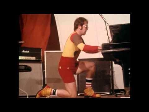 Elton John LIVE in Sweden 1971 Part 2