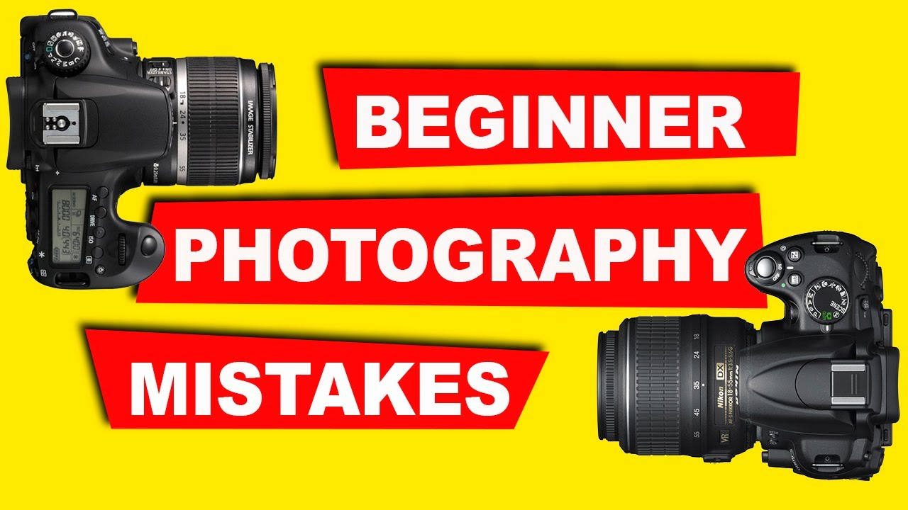 10 BEGINNER PHOTOGRAPHY MISTAKES + how to take better photos.