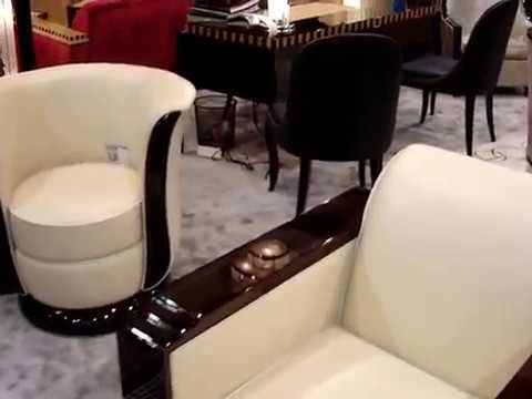 hifigeny fabricant de canap art d co canada mobilier art d co washington monaco gen ve youtube. Black Bedroom Furniture Sets. Home Design Ideas