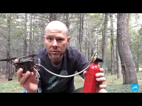 Best Expedition stove: Kovea Booster +1