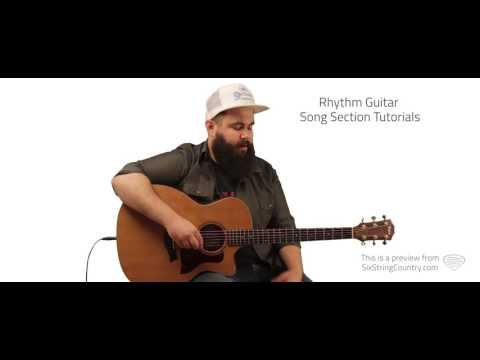 You Look Good Guitar Lesson and Tutorial - Lady Antebellum