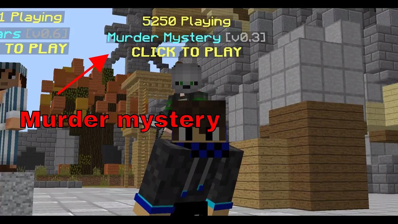 mystery deutsch