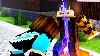 minecraft herobrine life animation