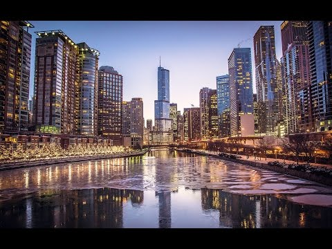 ❤ CHICAGO ILLINOIS ❤ Must See Attractions | Travel Guide HD