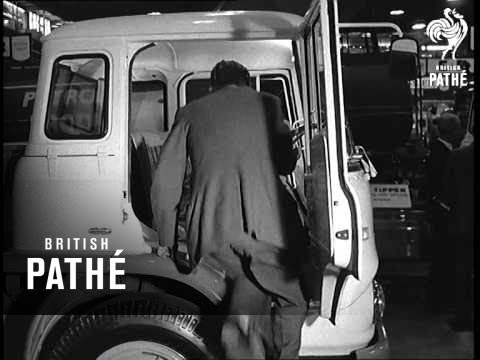 Commercial Motor Show (1960)
