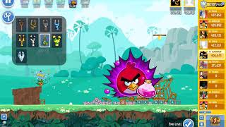 Angry Birds Friends tournament, week 341/A, level 5