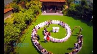 Выездная регистрация свадебного торжества от FlyCity для Flykazan.ru