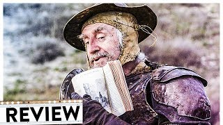 THE MAN WHO KILLED DON QUIXOTE | Review & Kritik | inkl. Trailer Deutsch German (HD) |