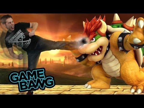 WE GET SPANKED IN SMASH BROS (Game Bang)