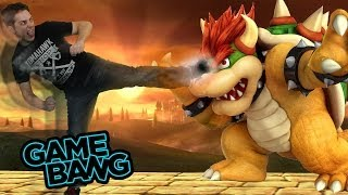 WE GET SPANKED IN SMASH BROS (Game Bang)
