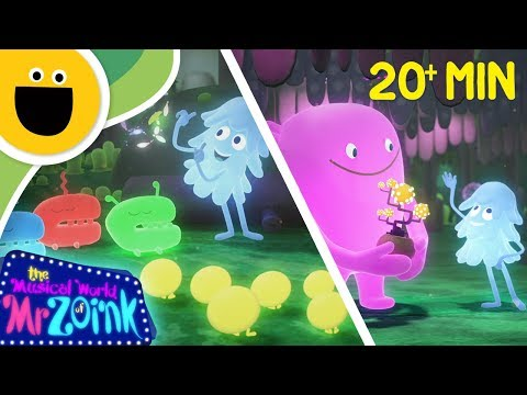 The Musical World of Mr. Zoink Compilation | 20+ Minutes! (Sesame Studios)