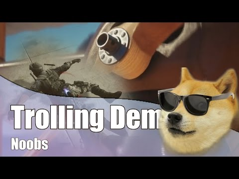 Battlefield 4 - Trolling dem Noobs Finale |
