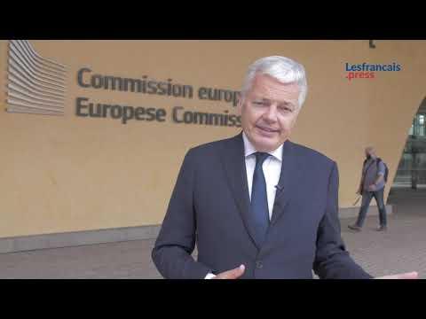 Didier Reynders, Commissaire européen à la Justice : le Certificat numérique européen