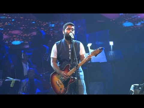 Duaa | Arijit Singh Live in Concert with Symphony Orchestra | London 2016 SSE Arena