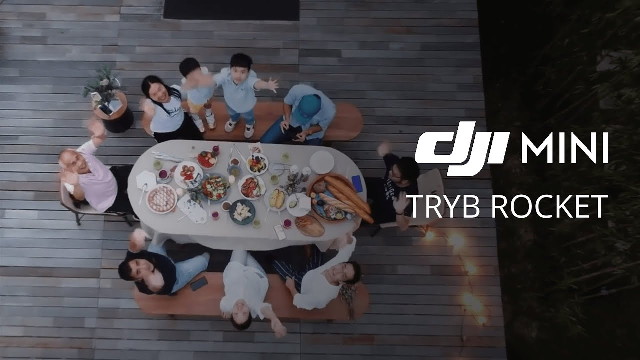 DJI Mavic Mini - Tryb