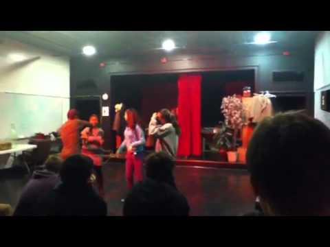 Berkeley High Drama Class 3rd period (2011)