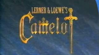 "ROBERT GOULET ""Reprise Camelot"" as King Arthur"