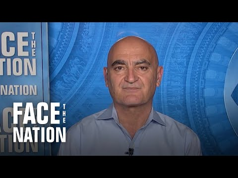 """Full interview: Moncef Slaoui on """"Face the Nation"""""""