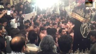 Khan Tassadaq Khan Matamdari - 4 Muharram Mochi Gate 2014/1435