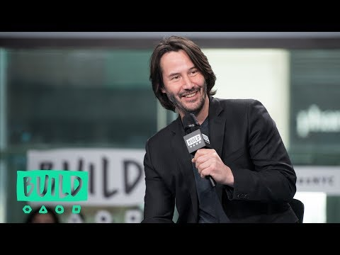 "Keanu Reeves And Chad Stahelski Discuss ""John Wick: Chapter 2"""