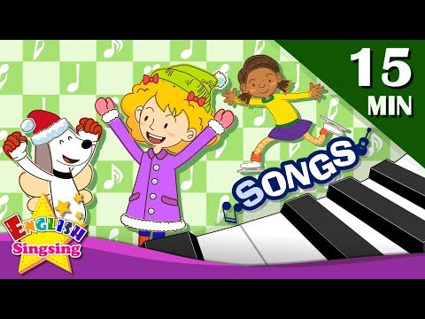Can Let's | Can you swim+More Kids Songs | English songs for Kids | Collection of Animated Rhymes