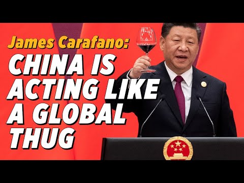 """China's """"Thuggish Regime"""" Will Destroy the Free World If Unchecked 