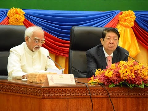 #September 16, 2015 Cambodia-India Relations
