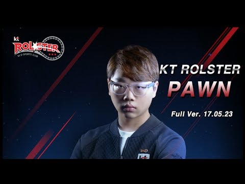 [FULL] 170523 kt Rolster 폰 Pawn 아프리카TV Live