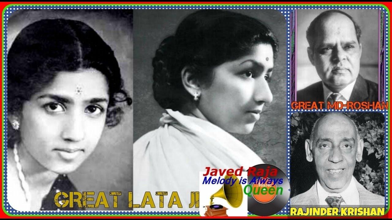 Download LATA JI-Film-TAKSAAL-1956-Dil Bhi Tera Hum Bhi Tere-[ Better Audio Sound From 78 RPM ]2