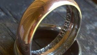 Repeat youtube video wie macht man einen ring aus einer münze