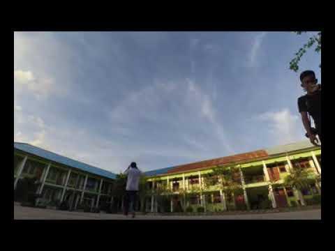 Indahnya pemandangan sekolah kami